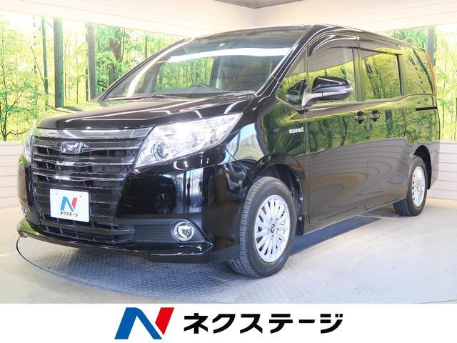 トヨタ ハイブリッドX ディライトプラス 両側自動ドア 純正9型ナビ