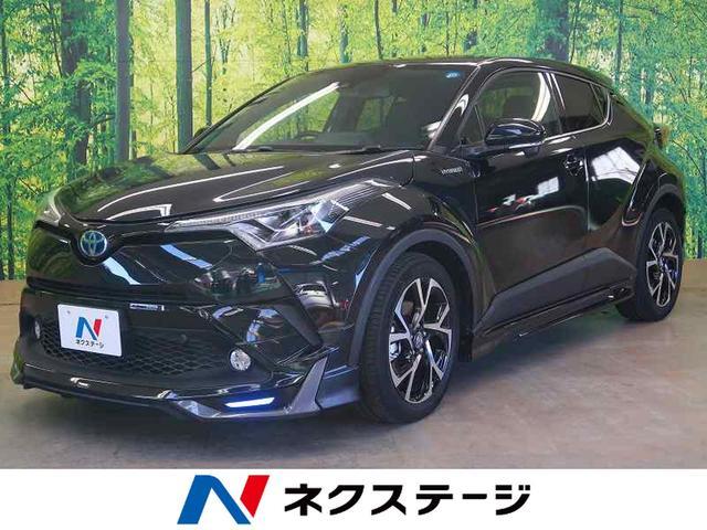トヨタ G 本革シート モデリスタエアロ 純正9インチナビ