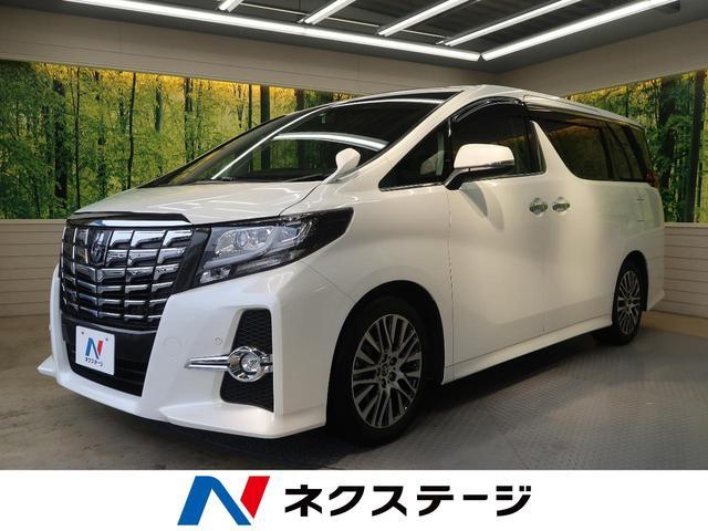 トヨタ 3.5SA Cパッケージ 10型SDナビ サンルーフ