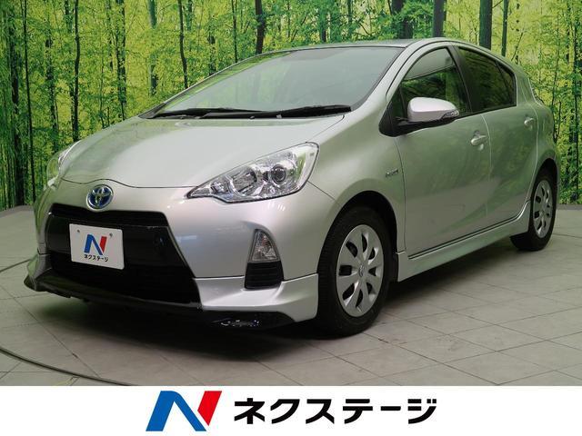 トヨタ S 純正SDナビ スマートキー エアロ オートエアコン