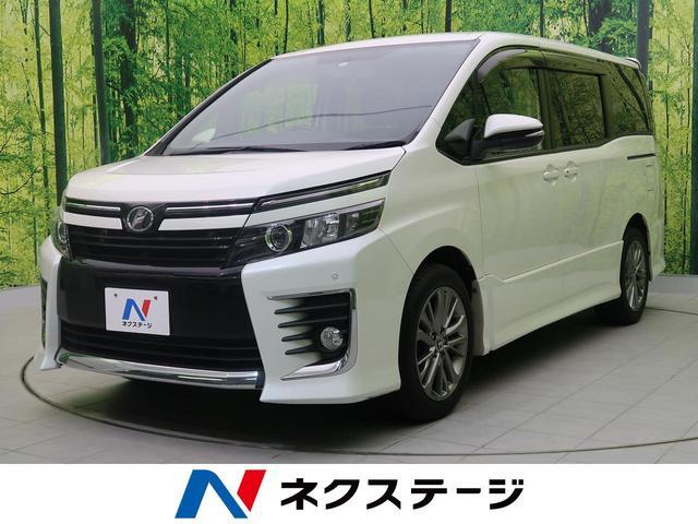 トヨタ ZS 純正9型ナビ 両側電動ドア バックカメラ LEDヘッド