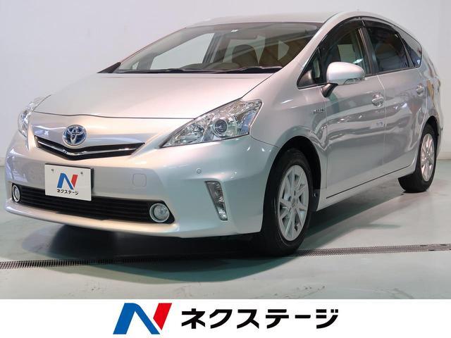 トヨタ S 純正SDナビ フルセグ
