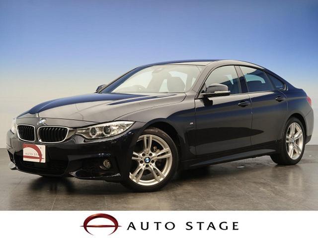 BMW 420iグランクーペ Mスポーツ 1オーナー ACC 禁煙