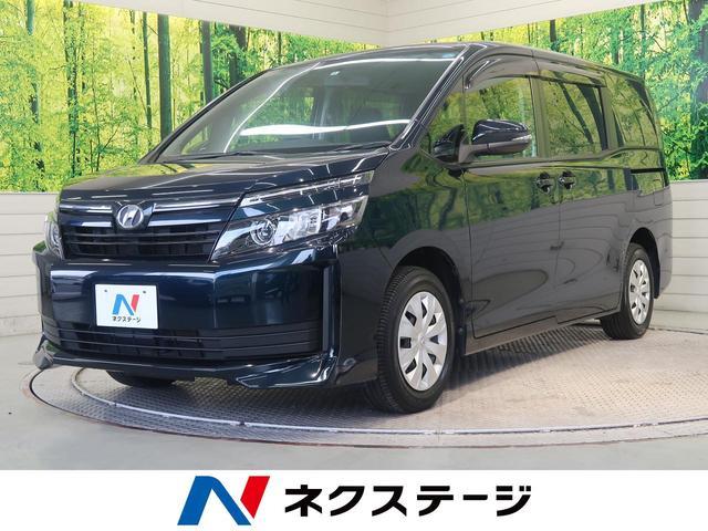 トヨタ X 電動スライドドア・純正SDナビ