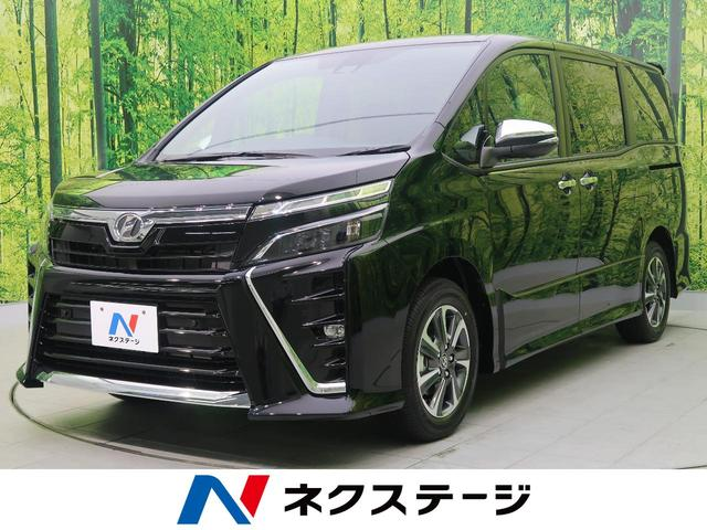 トヨタ ZS 煌II 登録済未使用車 セーフティセンス ICS 現行