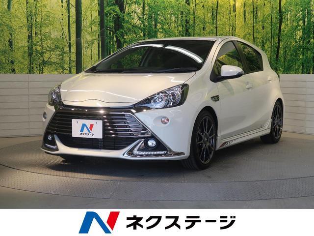 トヨタ G G's 禁煙車 ガナドールマフラー オプション17AW
