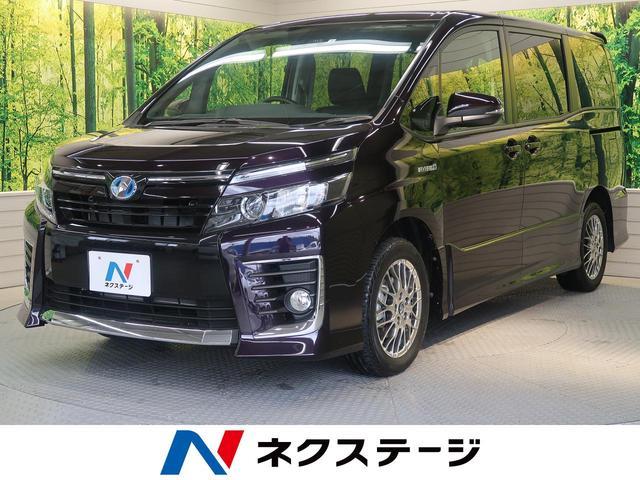 トヨタ ハイブリッドZS セーフティセンス 純正9型ナビ 禁煙車