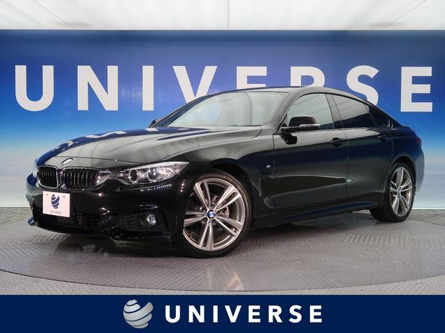 BMW 420iグランクーペ Mスポーツ 禁煙車 OP19インチAW
