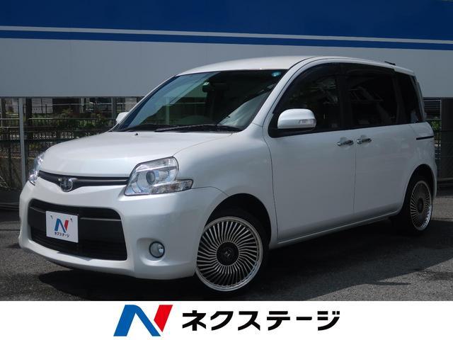 トヨタ DICE-G 純正メモリナビ アルピール17インチアルミ
