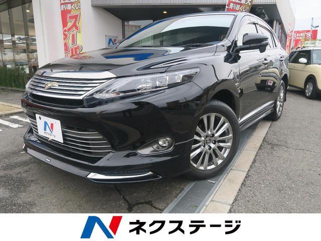 トヨタ プレミアム 5人乗り・純正HDDナビ・ドアバイザー・自社買取