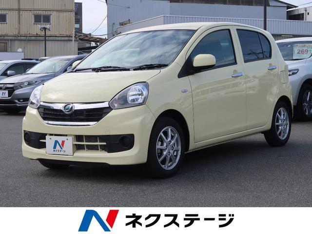 ダイハツ X SA スマアシ 純正オーディオ 自社買取車 エコアイドル