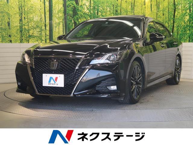トヨタ アスリートS-T ムーンルーフ 禁煙 純正OP18AW