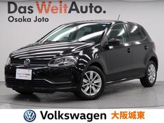 VW ポロ40thエディション ワンオーナー・純正ナビ・純正AW