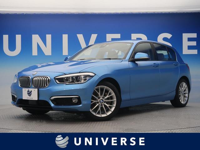 BMW 118d ファッショニスタ 衝突被害軽減システム LED