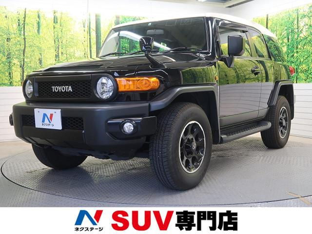 トヨタ ブラックカラーパッケージ 4WD 純正ナビ フルセグTV