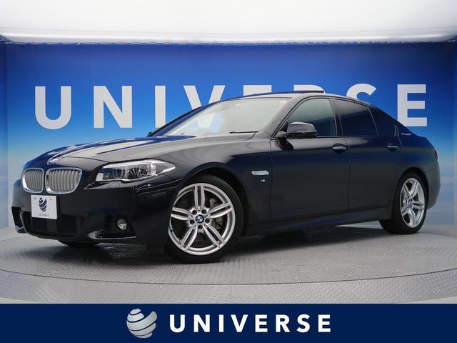BMW アクティブハイブリッド5 Mスポーツ サンルーフ黒革LED