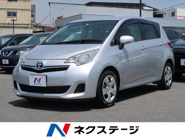 トヨタ X 社外メモリーナビ 地デジ ETC 自社買取車 キーレス