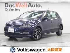 VW ポロオールスター 純正ナビ・Bカメ・純AW・ETC