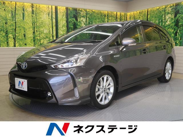 トヨタ Sツーリングセレクション 純正SDナビ ワンオーナー 禁煙車