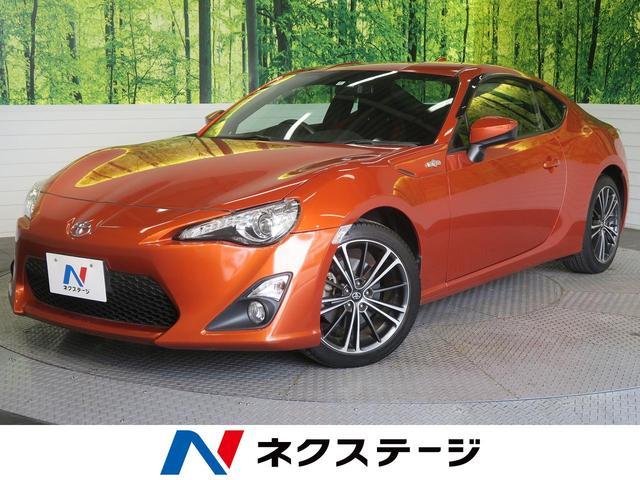 トヨタ GT 6速マニュアル 純正SDナビ バックモニター 自社買取