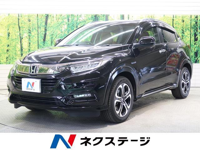 ホンダ ハイブリッドZ・ホンダセンシング 純正インターナビ 衝突軽減
