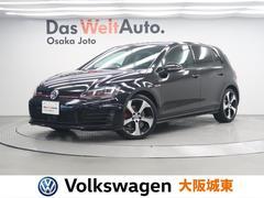 VW ゴルフGTIベースグレード 自社買取・1オーナー・REMUSマフラー