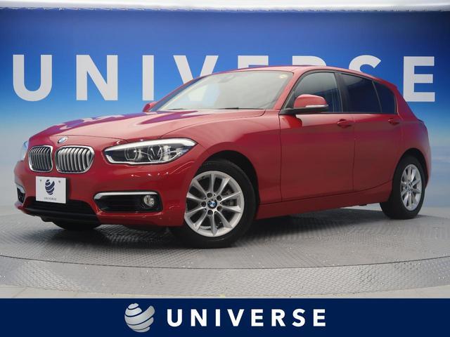 BMW 118d スタイル 禁煙 1オーナー LED 純正HDDナビ