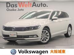 VW パサートヴァリアントTSIエレガンスライン 純正ナビ・Bカメラ・フルセグ・ACC