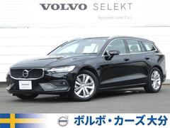 ボルボ V60T5 モメンタム 認定車 2019y SENSUSナビ