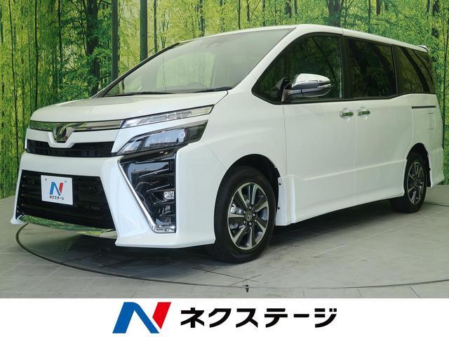 トヨタ ZS 煌II 届出済未使用車 セーフティセンス 両側電動ドア