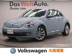 VW ザ・ビートルデザインレザーパッケージ ナビ・ETC・レザーシート