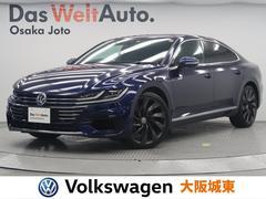 VW アルテオンRライン 4モーションアドバンス 1オーナー・純ナビ・ACC