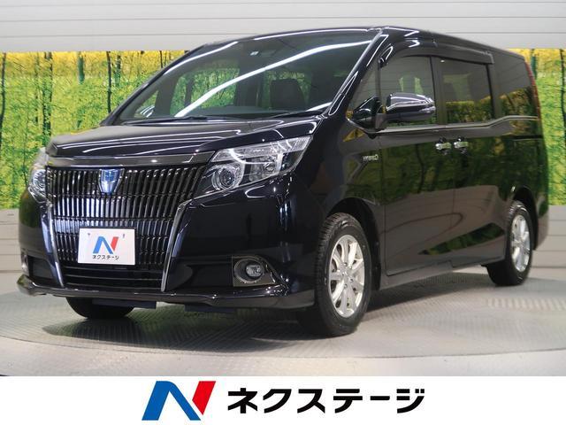 トヨタ ハイブリッドGi ブラックテーラード トヨタセーフティセンス