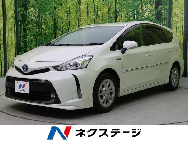トヨタ S 純正SDナビ 禁煙車 1オーナー LEDヘッド 保証書