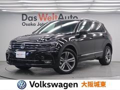 VW ティグアンTDI 4モーション Rライン 純ナビ・ETC・全周囲カメラ