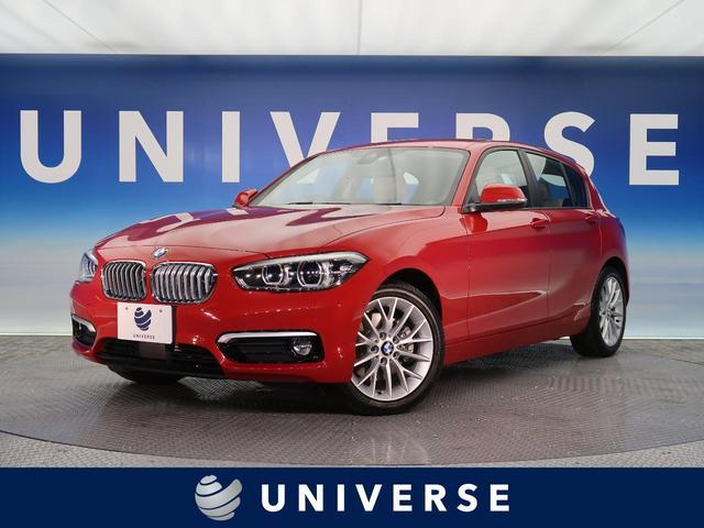 BMW 118d ファッショニスタ アップグレードPKG ベージュ革
