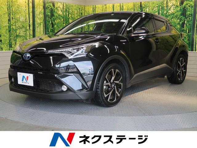 トヨタ G プリクラ 純正9型ナビ 黒革シート LEDヘッド