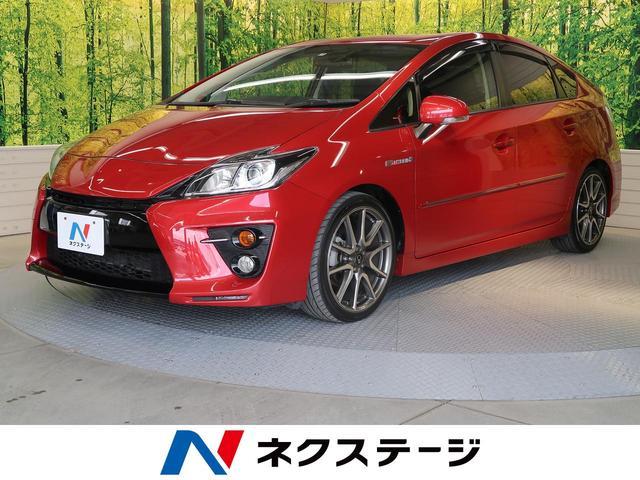トヨタ Sツーリングセレクション・G's 純正HDDナビフルセグ