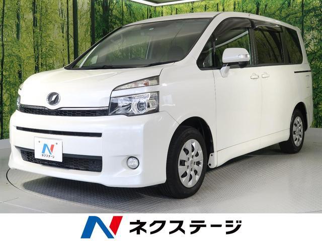 トヨタ X Lエディション 純正8型HDDナビ 後席モニター