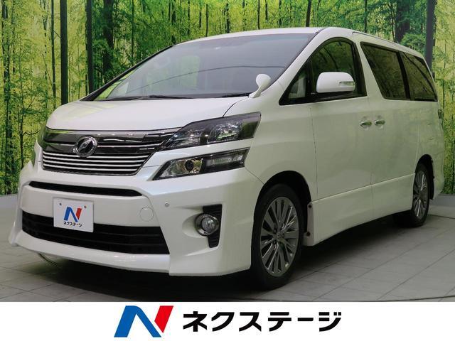 トヨタ 2.4Z ゴールデンアイズ 純正8型ナビ 天吊モニター 禁煙