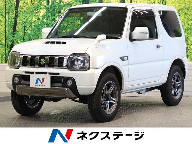 スズキ ランドベンチャー 4WD 禁煙車 レザーシート