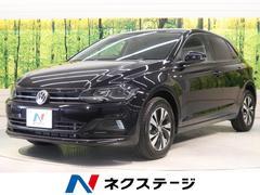 VW ポロTSIコンフォートライン メーカーOPナビ キーレスキー