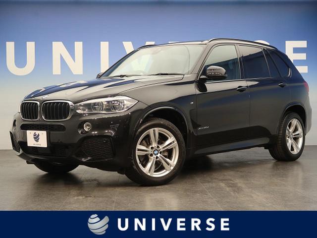 BMW xDrive 35d Mスポーツ サンルーフ 黒革 禁煙車