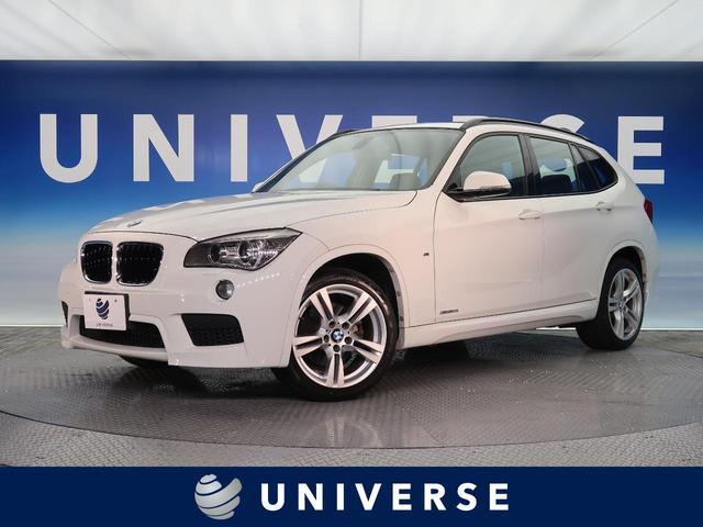 BMW sDrive 18i Mスポーツ サンルーフ 禁煙車 HID