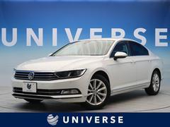 VW パサートTSIエレガンスライン ディスカバープロPKG ACC
