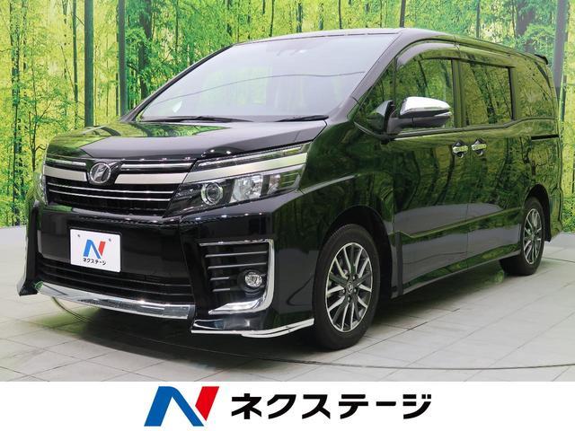 トヨタ ZS煌II SDナビ セーフティセンス 両側電動ドア 禁煙車