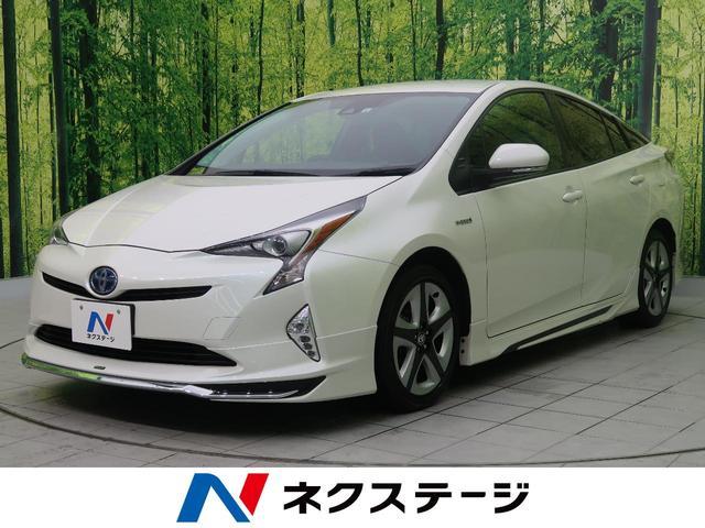 トヨタ Sツーリングセレクション モデリスタ 純正SDナビ 禁煙車