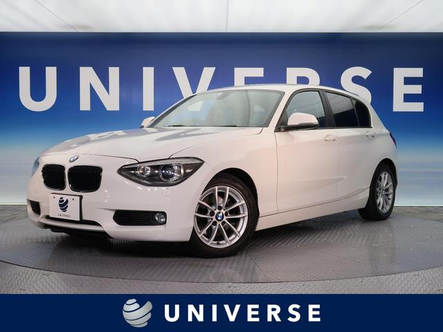 BMW 120i iDriveナビゲーションPKG プラスPKG