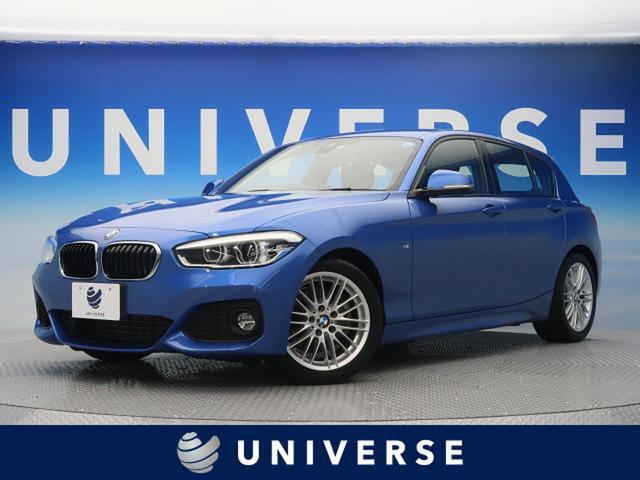 BMW 118i Mスポーツ パーキング/コンフォートPKG 禁煙車