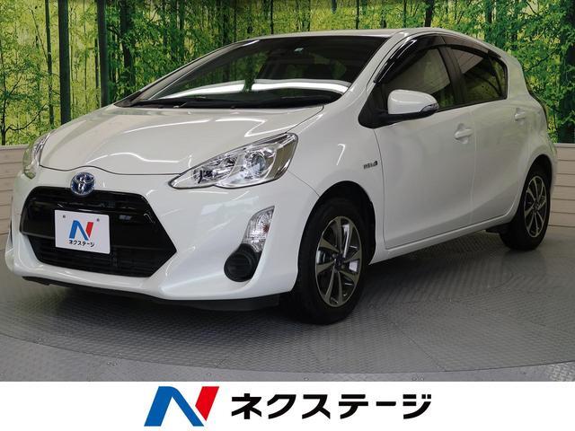 トヨタ S 純正SDナビ セーフティセンス 禁煙車